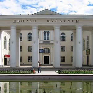 Дворцы и дома культуры Ковдора