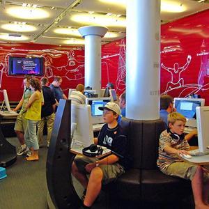 Интернет-кафе Ковдора
