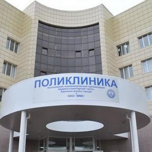 Поликлиники Ковдора