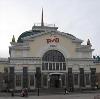 Железнодорожные вокзалы в Ковдоре